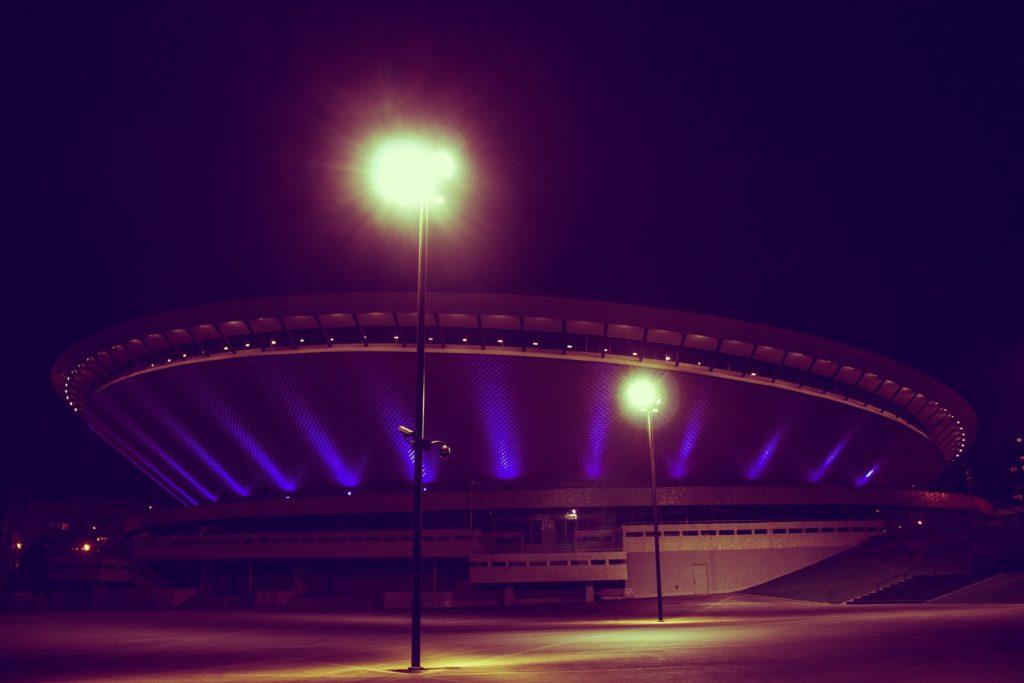 Stadion w Katowicach